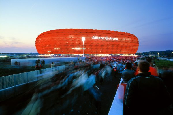 Allianz Arena, Germany, Fluon™ ETFE Film